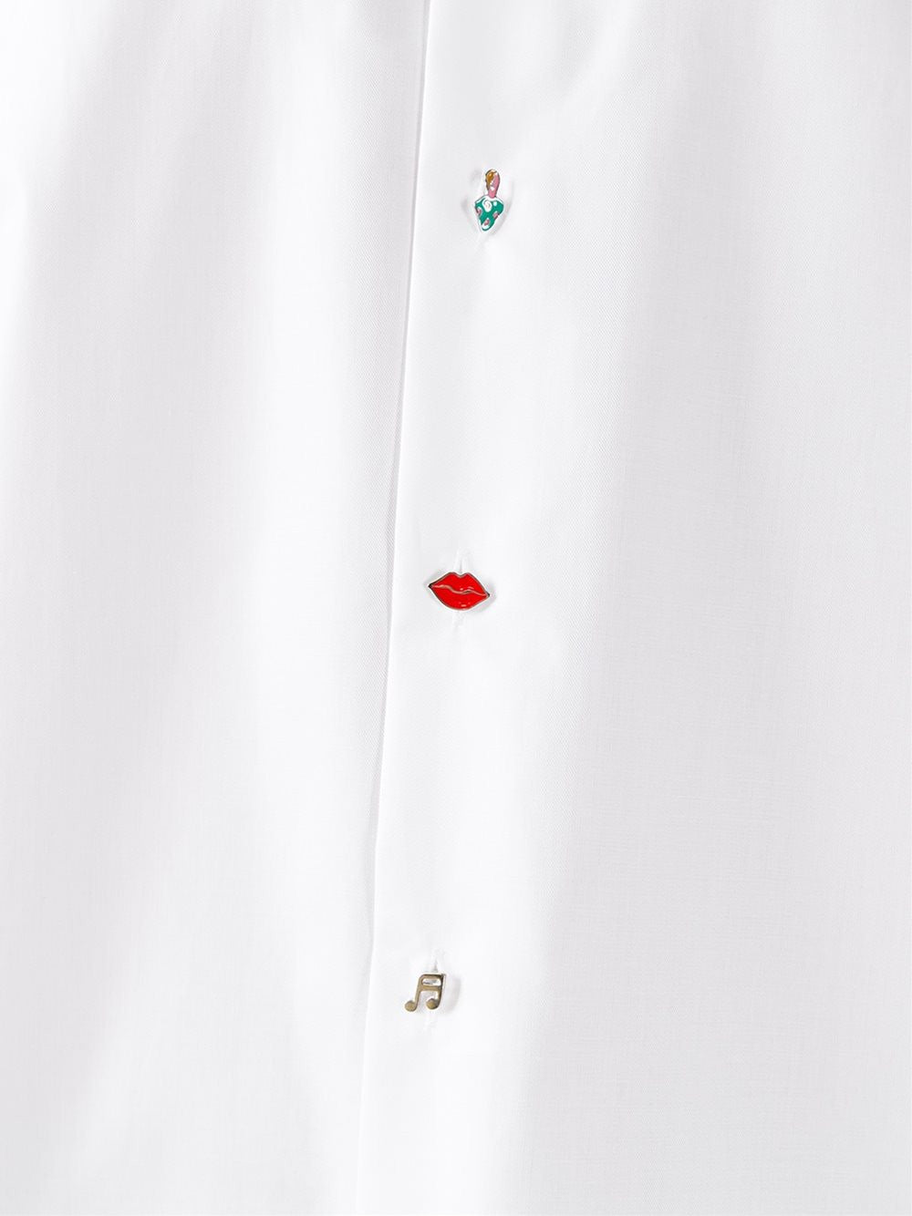 Pin-Button Shirt | PRXC-800P-V17NOV