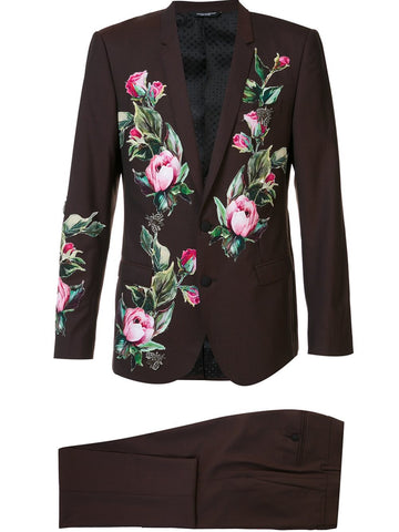 Rose Graphic Suit | G13AMZ-GE523-7R