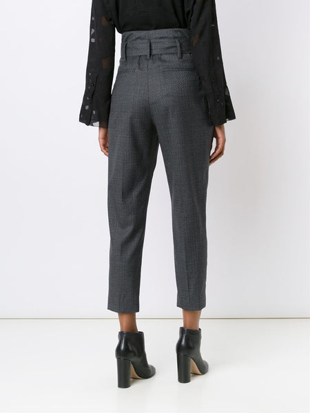 High Waisted Trouser | 16WWP23 JANEZ