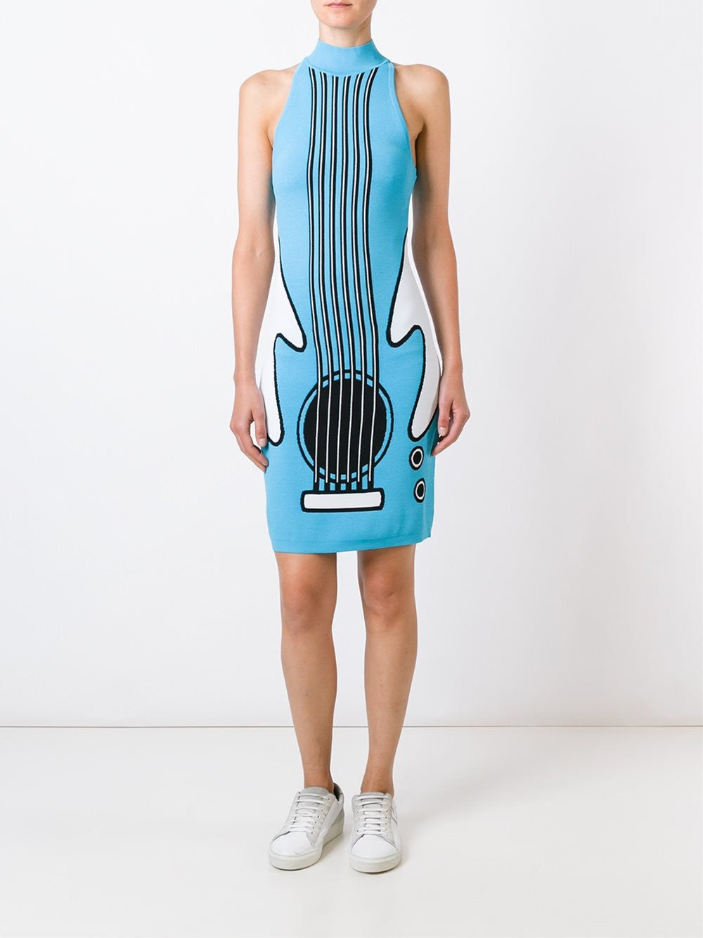 Knit Guitar Dress | A0483 5901