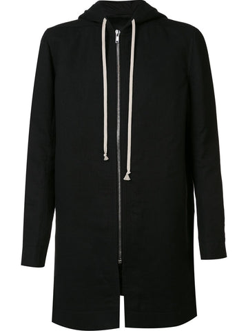 Zip-Up Cotton Coat | RU16F-6983-S