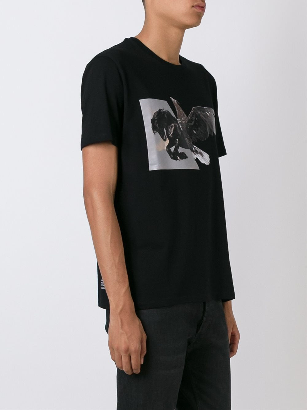 Collage Graphic Tee | BJT171I-B545S