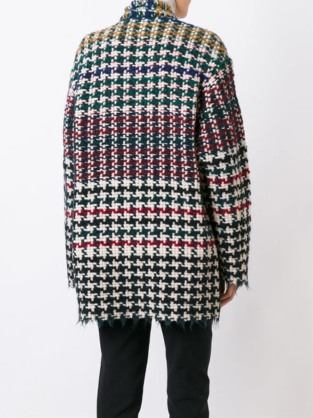 Houndstooth Coat | DIANA VE0572-16H010I