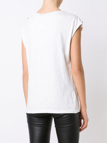 Capped Sleeve Tee | FP65235T L5231