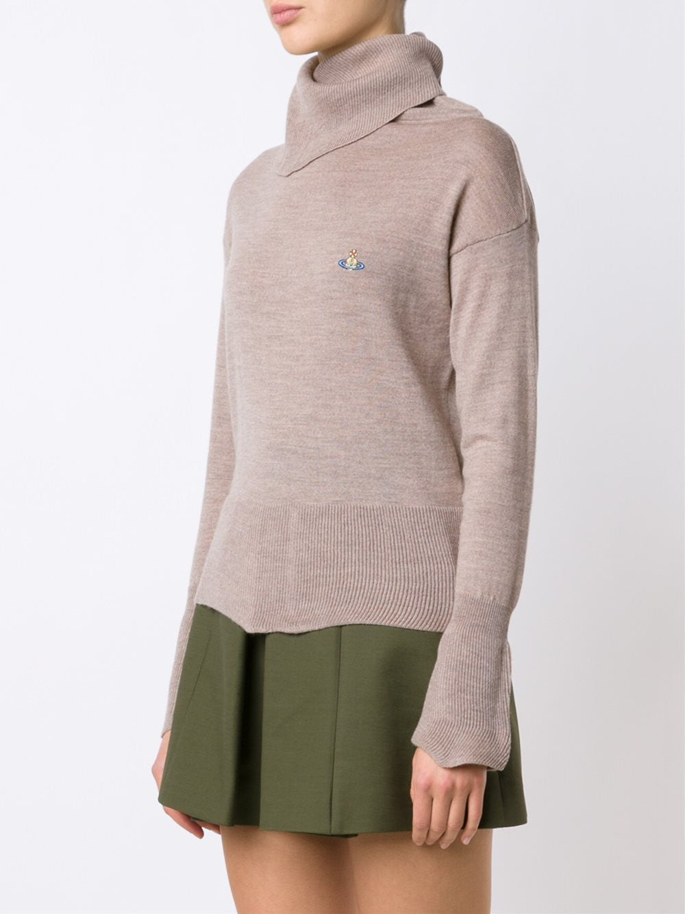 Turtleneck Sweater | S26HA0342 S13141
