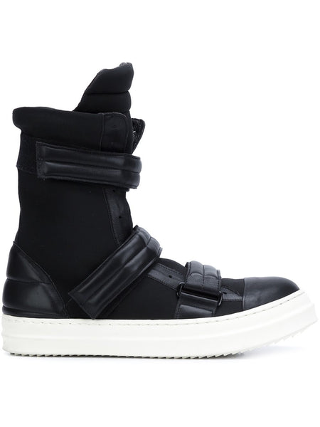 Strapped Hi-Top Trainer | 16FWBMAC-01