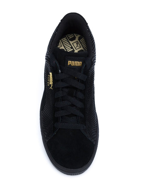 'Suede Gold' Sneaker | 36186201 SUEDE GOLD