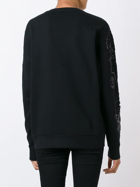 Patchwork Pullover | CWBA010F16002208
