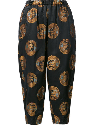 Dragon Brocade Trouser | RR-P025-051