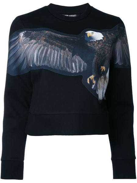 Eagle Graphic Pullover | NJS47A-B547C