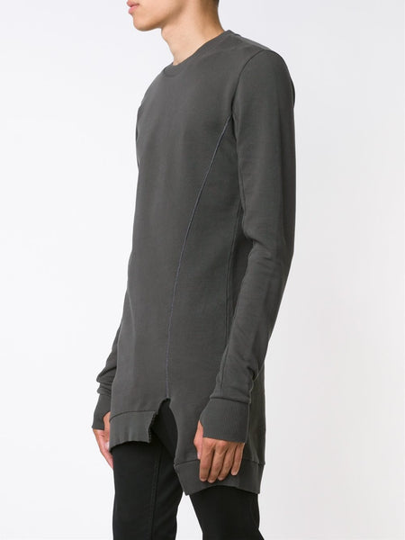 Asymmetric Pullover | MS241