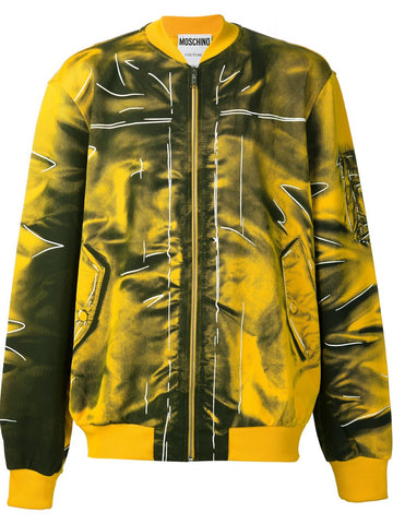 Meta Graphic Bomber | A-1710-5227