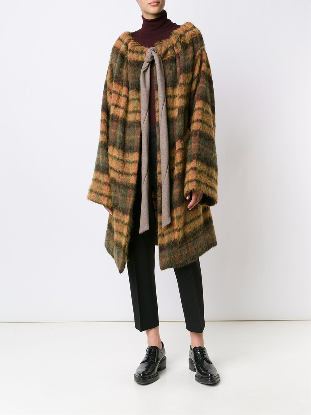 Flannel Coat | 62077147-291-CT CAPE