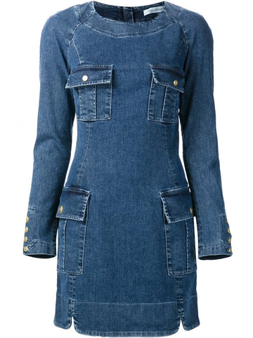 Denim Dress | FP35201J K5210