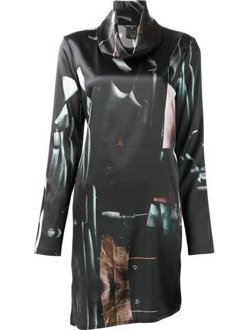 Graphic Silk Dress | 1602-2200-129-099