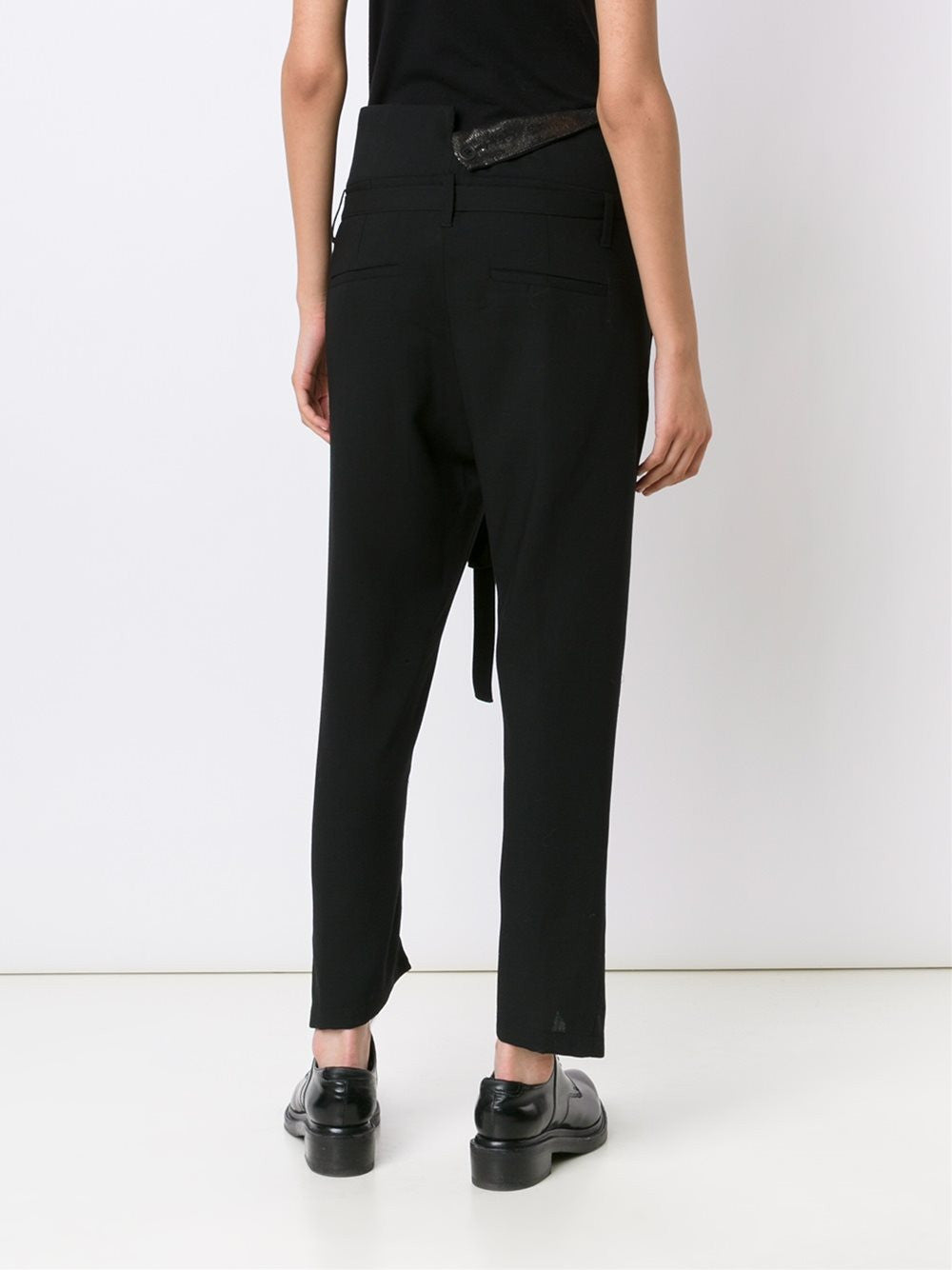 High Waisted Trouser | 1602-1414-164-097