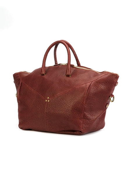 Leather 'Gerald' Bag | 28GERAG