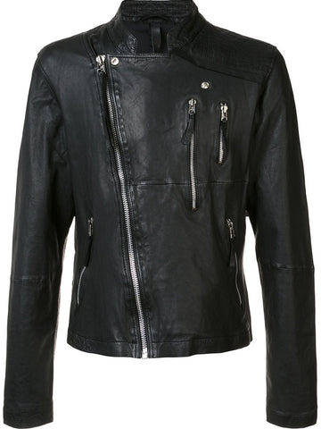 Leather Biker Jacket | 621010 -JACKET