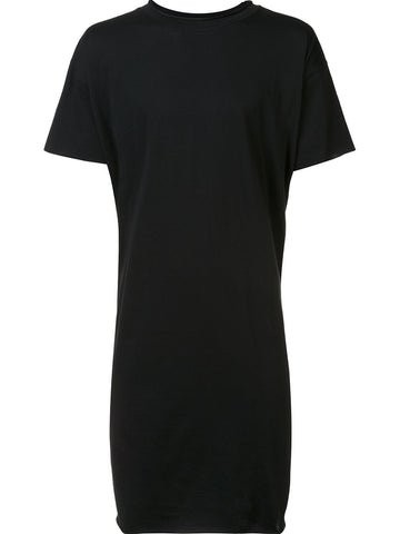 Elongated Cotton Tee | 6201-06
