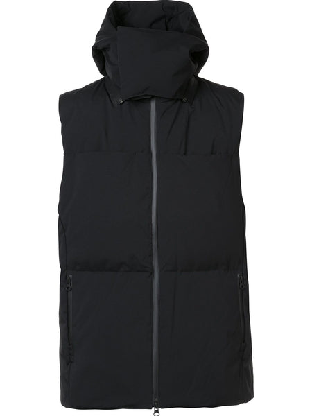 Down-Filled Vest | AZ5002 MATTE DOWN
