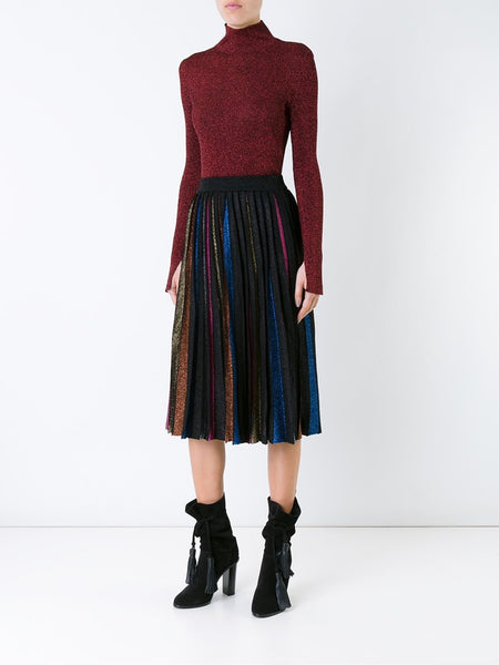 Pleated Skirt | DBO-166