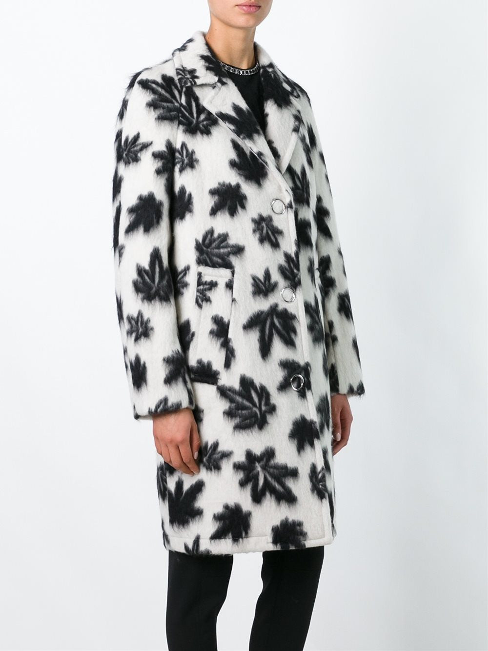 Pot Leaf Coat | 105332F16