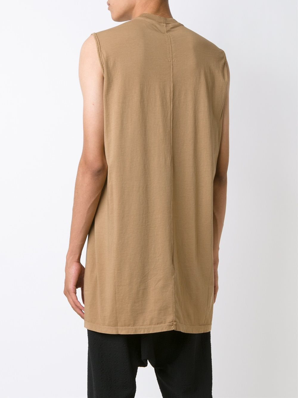 Long Cotton Tank | DU16F8-152 RICKS