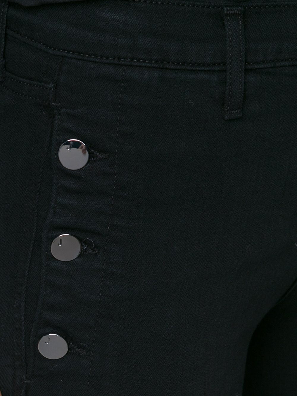 Button-Pocket Skinny Jean | ZION MD SKINNY W/BUTTONS-JB000