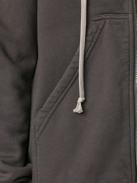 Long Zip-Up Hoodie | DS16F8229-F