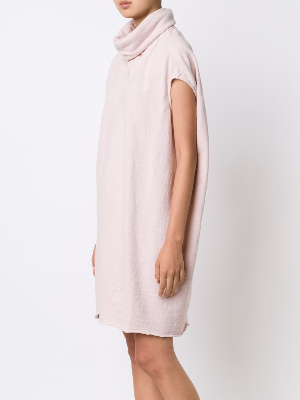 Funnel Neck Dress | DS16F8231-BG