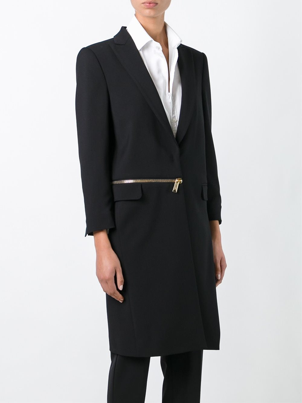 Zip Detail Coat | S72AA0291-S36258