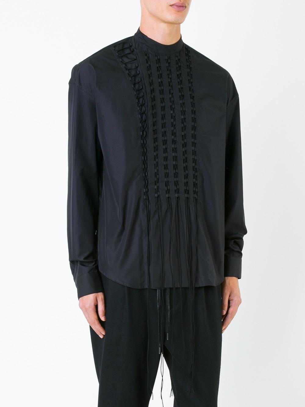 Laced Shirt | 164-3612-128