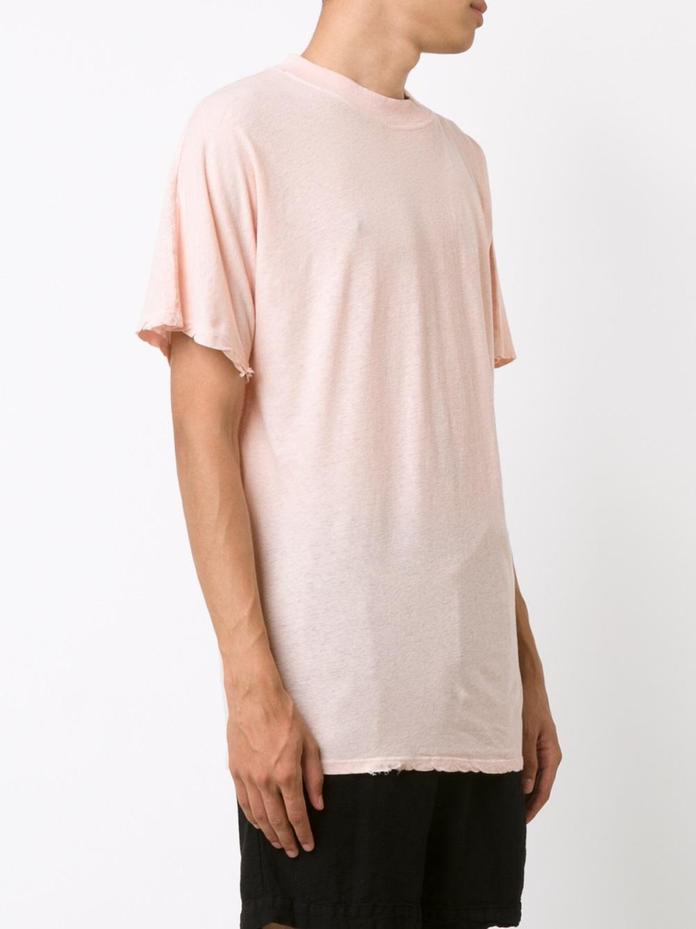 Long Rosed Tee | M650LRO