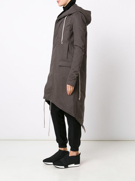 Fish Tail Parka | DS16F8900-MOP