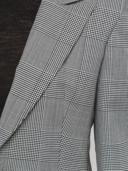Glen Check Blazer | PH16F3700