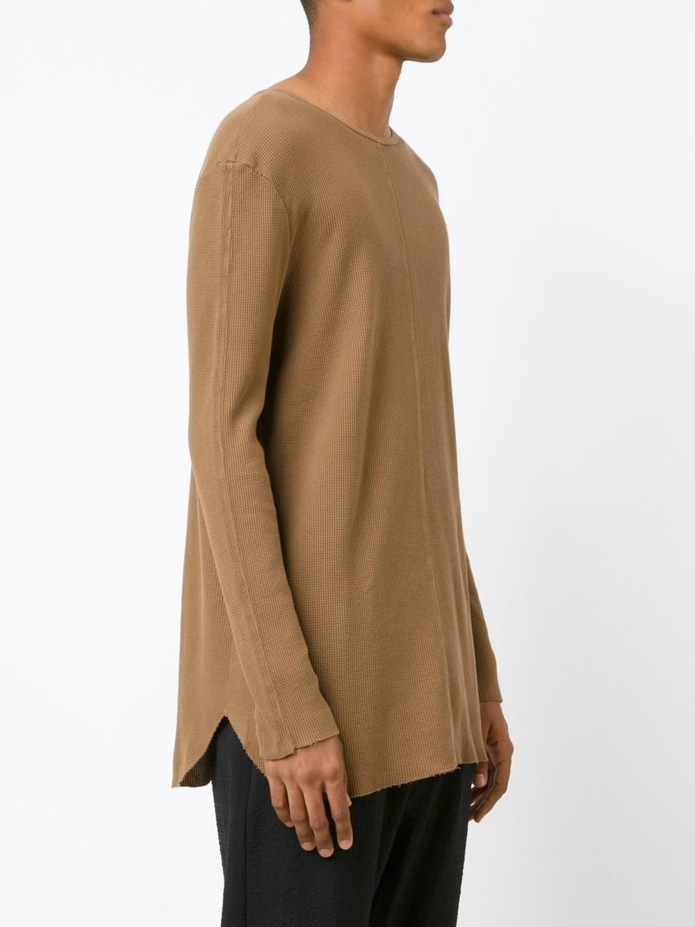 Cotton Thermal | KDP-15010813 L/S CREW THERMAL