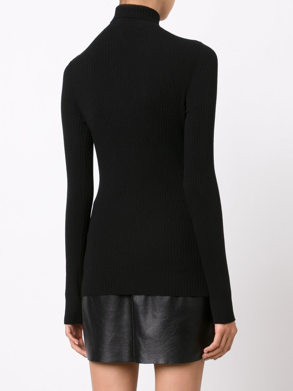Ribbed Pullover | 16WWM12 ANDERS