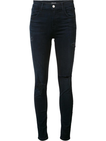 Distressed Skinny Jean | Denim MARIA HR -231101540