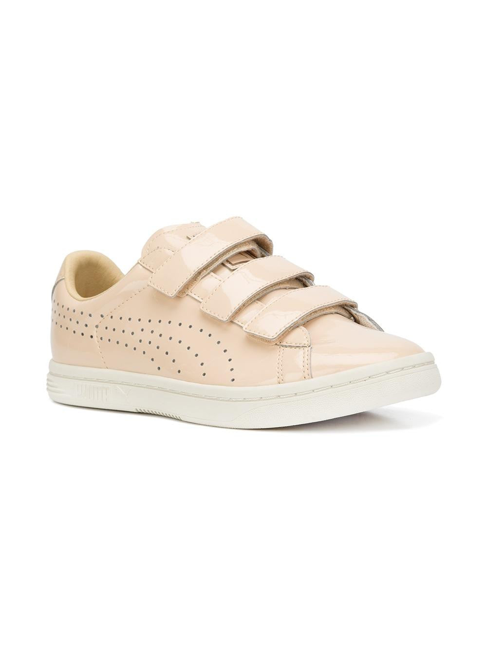 Court Star Velcro Sneaker | 36191201 COURT STAR VELCRO NUD
