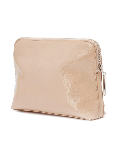 Embellished Leather Clutch | AH16-B179FNK CERAMIC