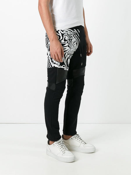 Cotton Tribal Jogger | MJT_0028PJO002N