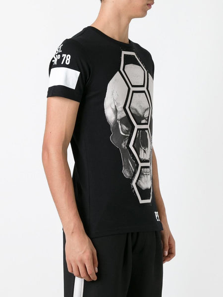 Hexagon Skull Tee | MTK_0143PJY002N