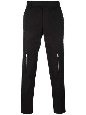 Zip-Detail Trouser | 449556-QIS11
