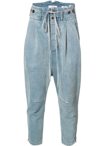 Washed Denim | M10DWB WASHED BLUE DENIM