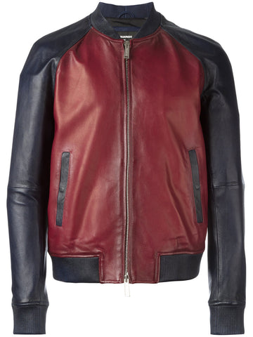 Leather Jacket | S74AM0669 SX9861