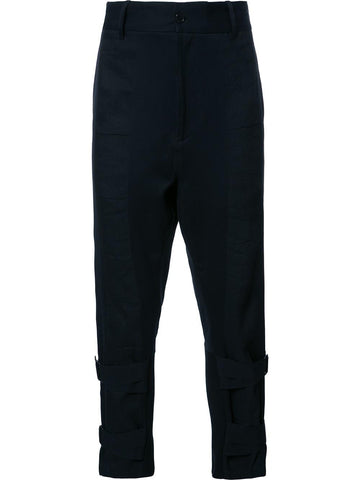 Ankle-Strap Trouser| 1701-3406-194
