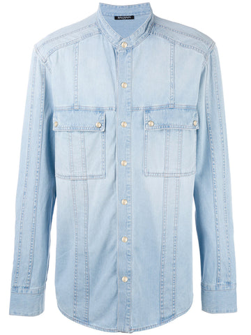 Denim Shirt | S7H1011T010