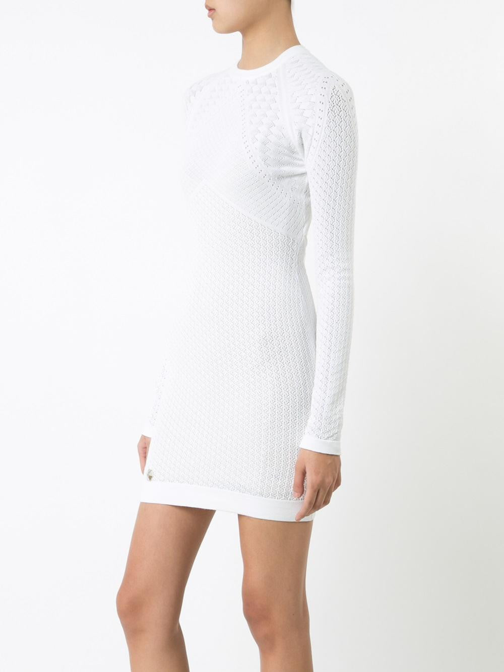 Knit Lonicera Dress | LONICERA WKG_0011 PKN002N