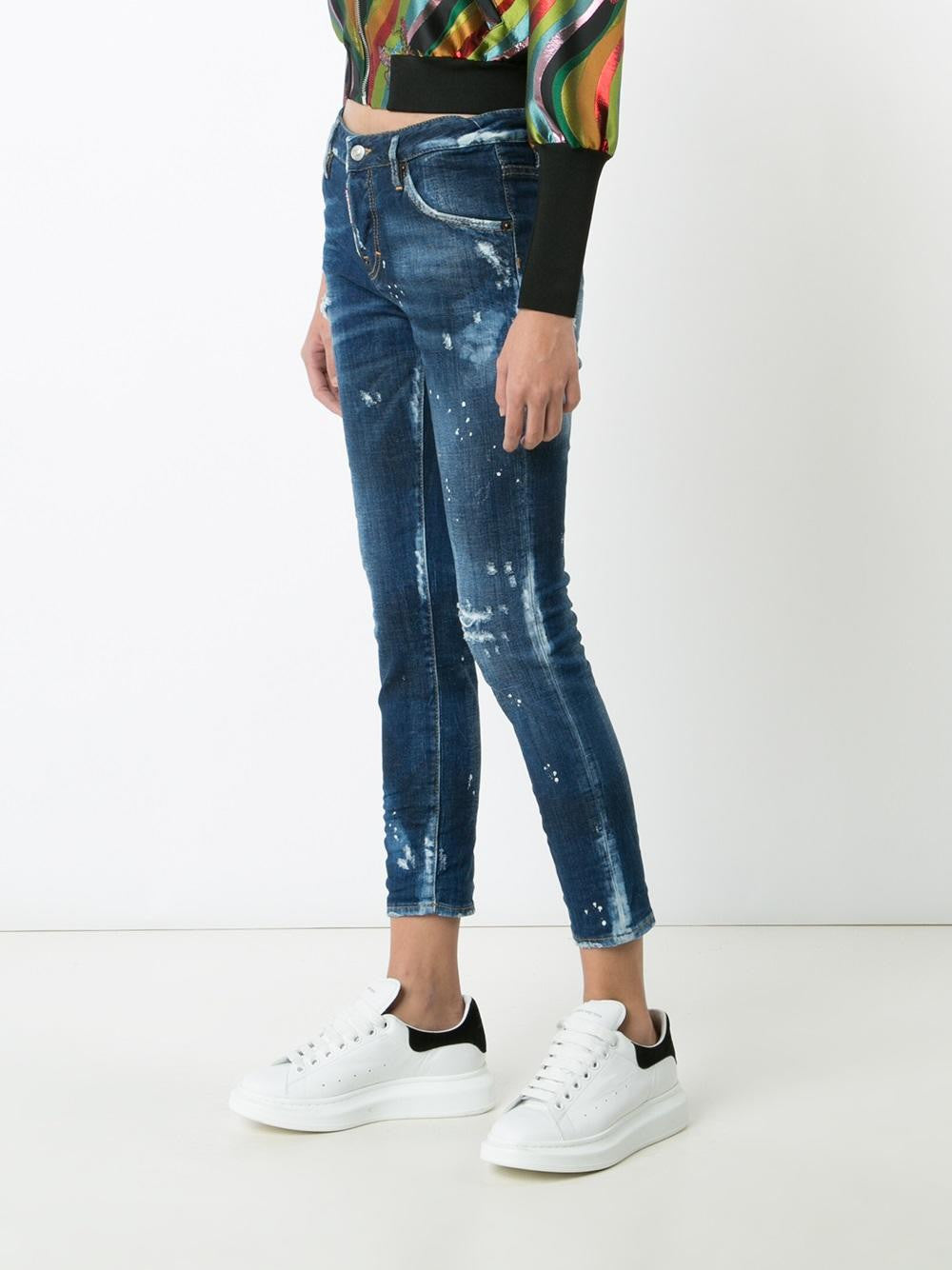 Tapered Cool Girl Jeans | S75LA0882 S30342