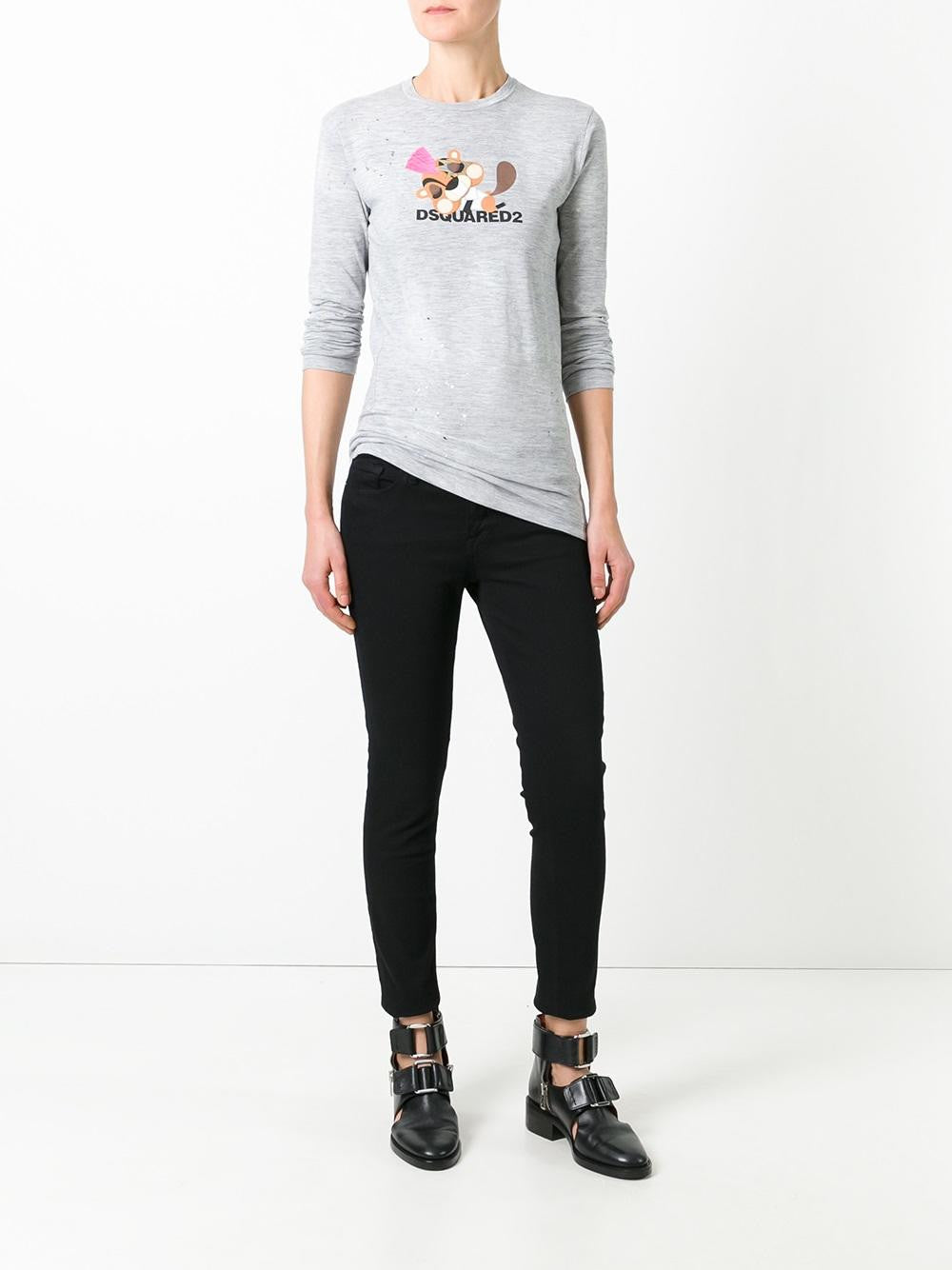 Graphic Long-Sleeve Tee | S75GC0848 S22146